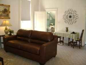 Furnished Apartment Den in the Petivan Plantation Guest House at Ascension Corporate Rentals