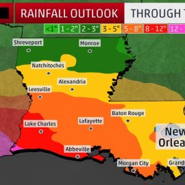 Louisiana Residents Prepare for Hurricane Harvey Impacts   The Weather Channel